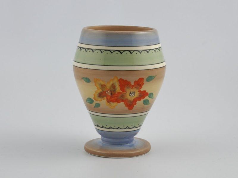 Clarice Cliff vase 2