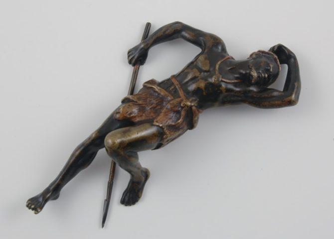 Franz Bergmann Bronze 1