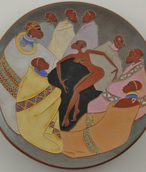 Kalahari Africa plate