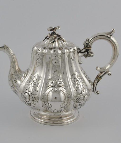 Irish Tea Pot A