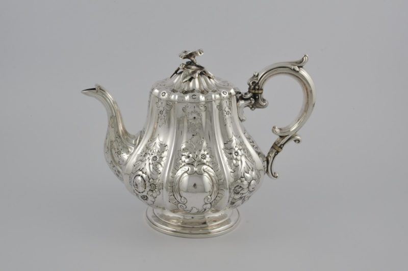 Irish Tea Pot A