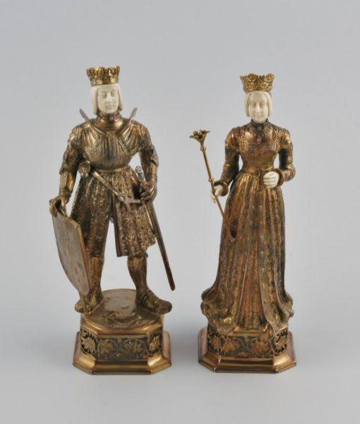King & Queen A
