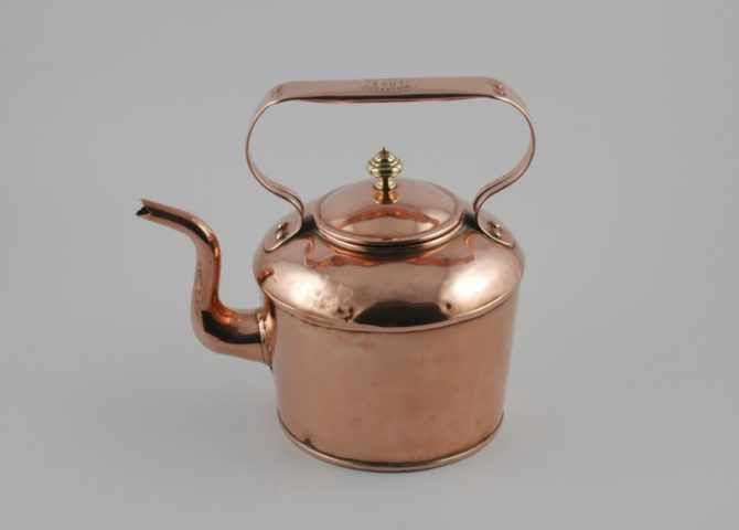 Staal Kettle 1