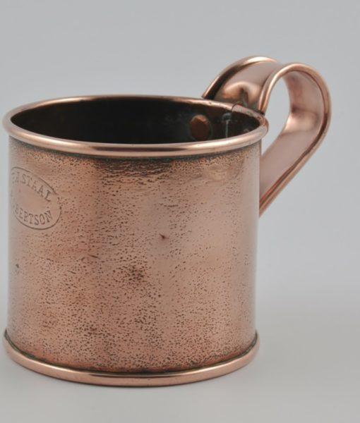 Staal mug A 1