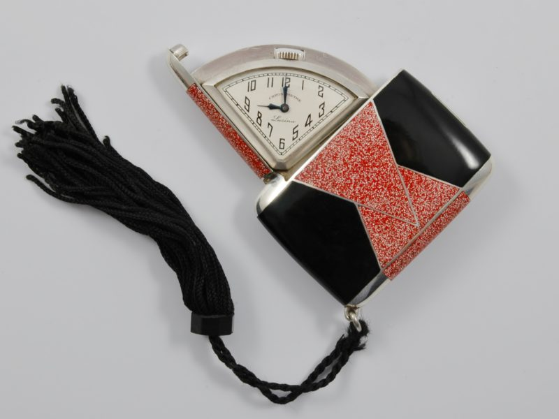 Lusina Art Deco watch 3
