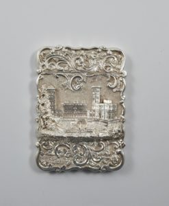Osbourne House card case 1