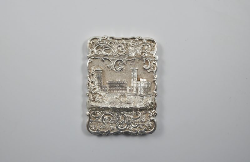 Osbourne House card case 1