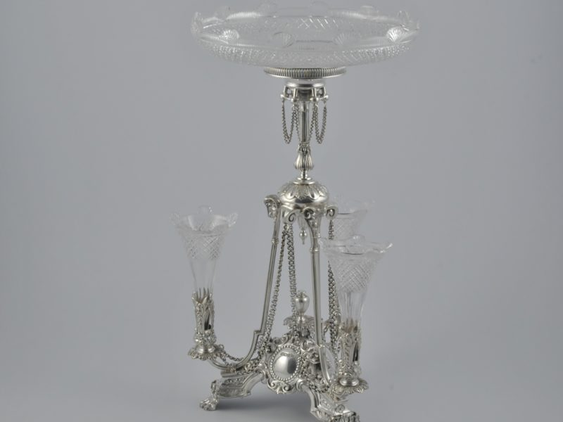 walker and hall sheffield silver plate