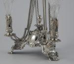 Walker & Hall silver epergne 5