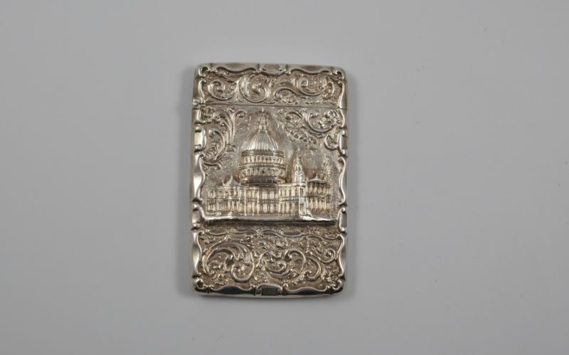 St Pauls card case 1