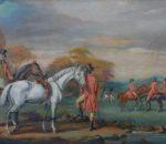 19th century Hunting pic 2 c