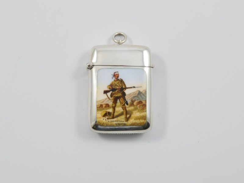 Boer War vesta 1