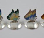 Butterfly menu holders 3