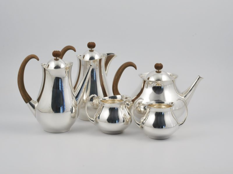 Clements tea set 1