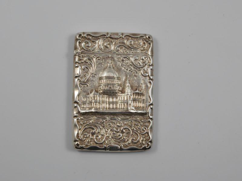 St Pauls card case 1