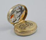 London 1809 Moss Agate vinaigrette 4