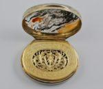 London 1809 Moss Agate vinaigrette 5