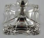 Pair of silver candelsticks 1913 6