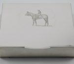 Silver cigar box 1979 2