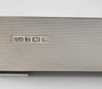 Silver cigar box 1979 6
