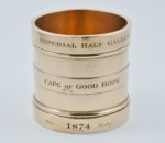 Cape brass measure 1874 2