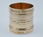 Cape brass measure 1874 3