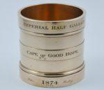 Cape brass measure 1874 4